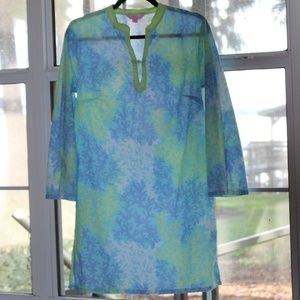 Lilly Pulitzer Tunic/Pool Cover_Up